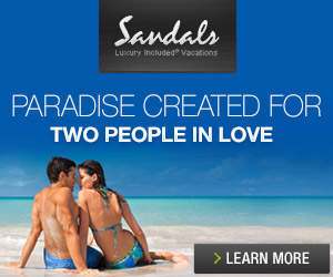 Sandals Specials from website